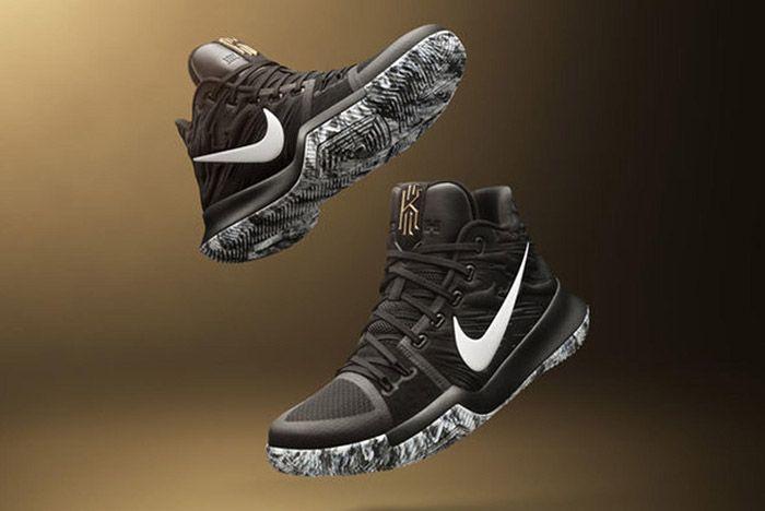 Nike Jordan 2017 Bhm Collection Air Kyrie 3