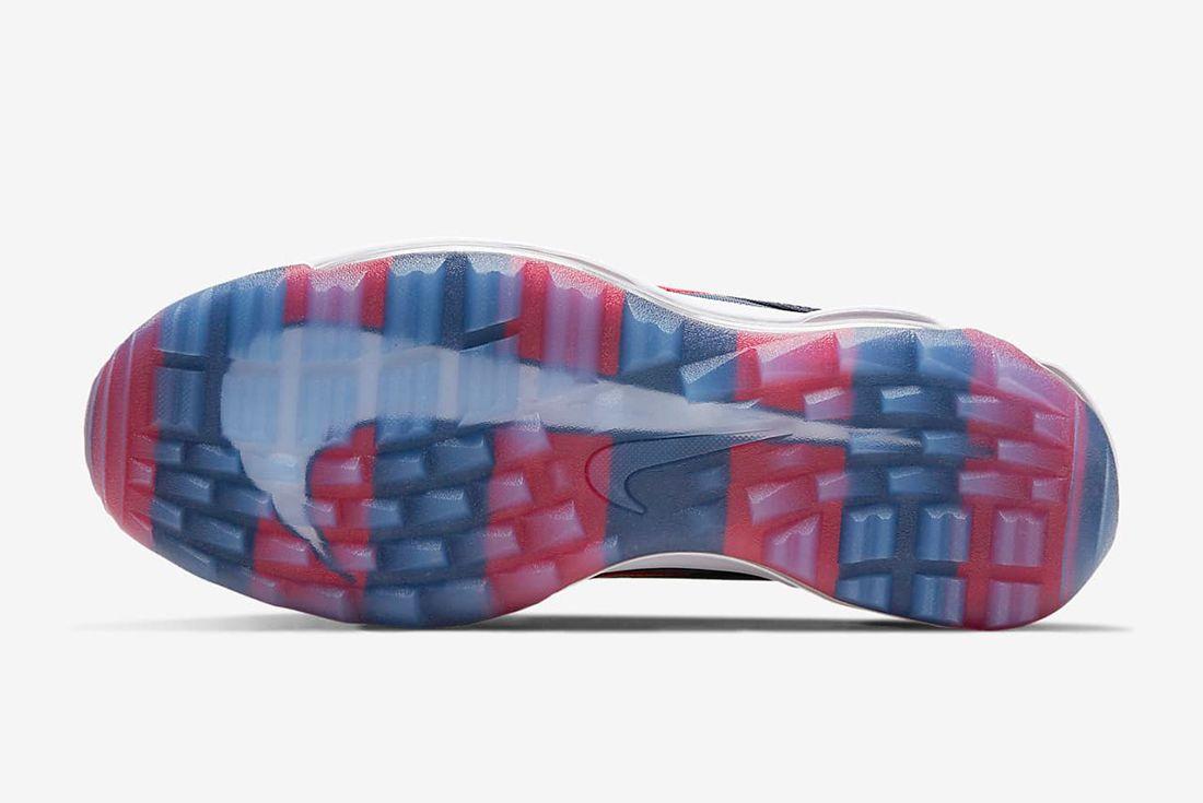 Nike Air Max 97 Golf 'Wing It' alternate navy