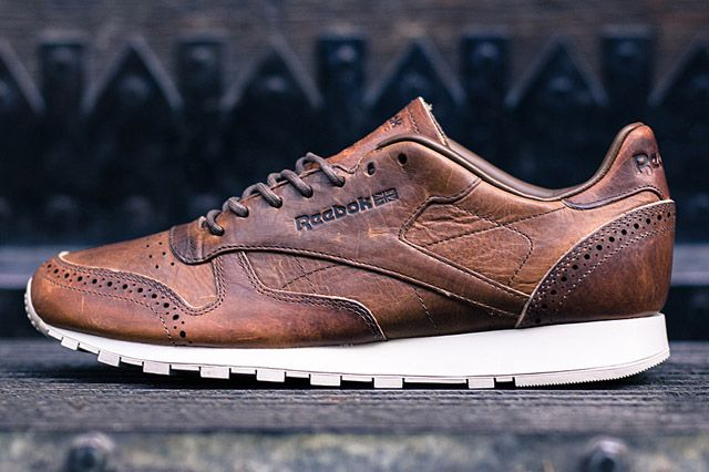 Charles F Stead X Reebok Classic Lux Sideview