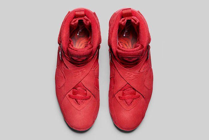 Air Jordan 8 Valentines Day Aq2449 614 Sneaker Freaker 7
