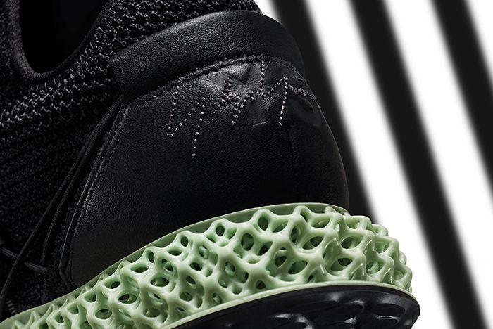 Adidas Y 3 Fw18 Runner 4 D 09