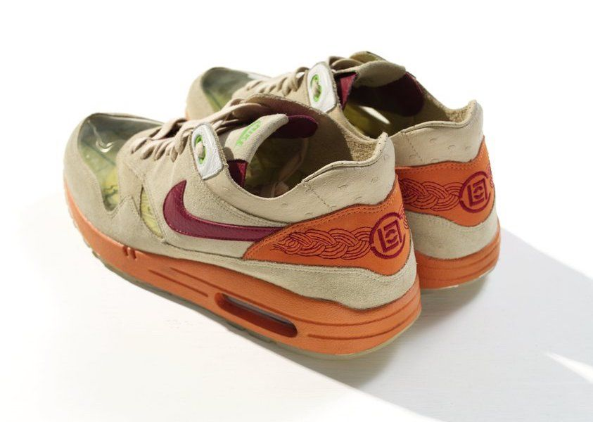 CLOT Nike Air Max 1 'Kiss of Death'