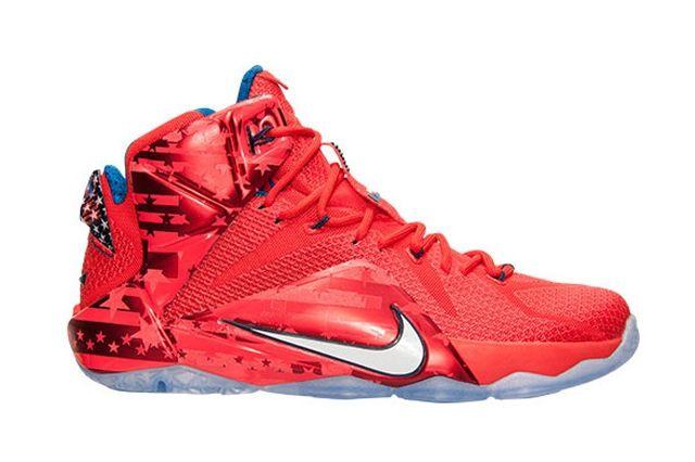 Nike Le Bron 12 Usa 6