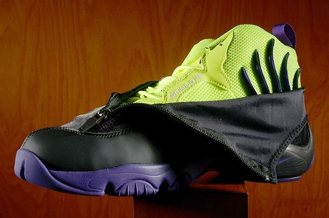 Nike Air Zoom Flight The Glove Lakers 7