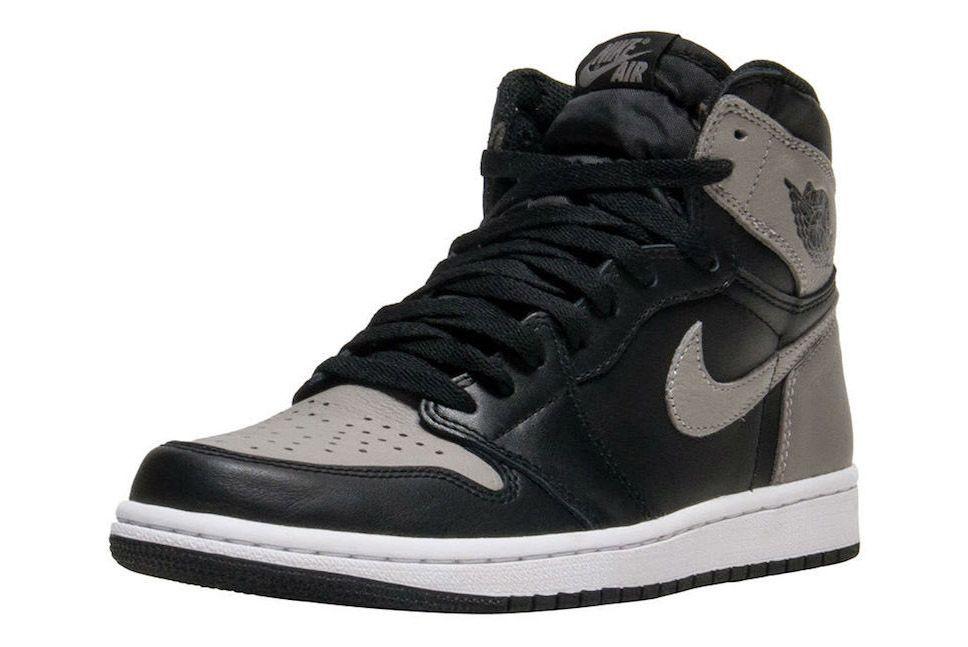Shadow Air Jordan 1 2018 Retro 555088 013 Release Date Sneaker Freaker