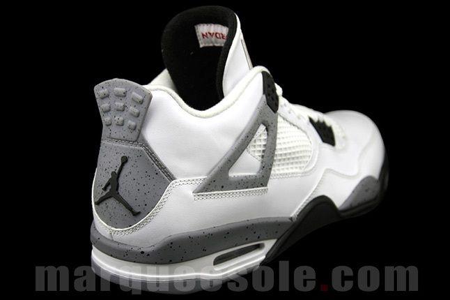 Air Jordan 4 White Cement 3 1