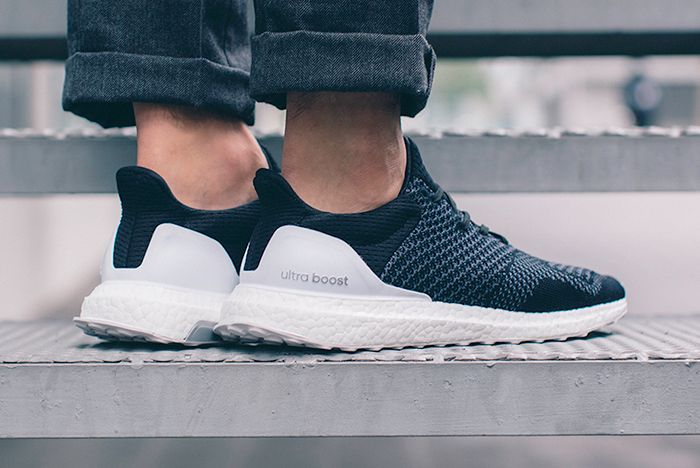 Hypebeast X Adidas Uncaged Boost On Foot Thumb