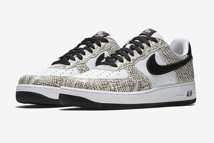 Nike Air Force 1 Low Cocoa Snake 2018 1