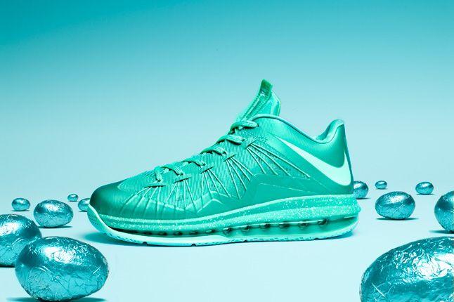 Nike Lebron X Low Easter 1
