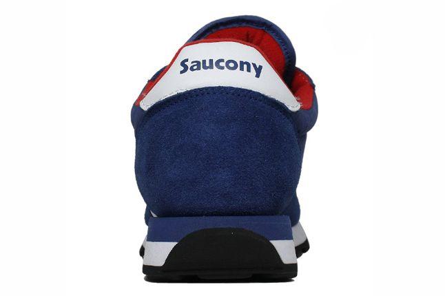 Saucony Jazz Original Heel Blue 1