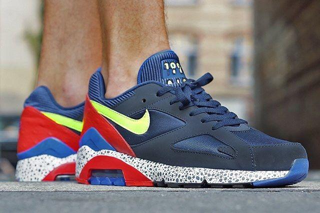 Nike Air Max 180 Midnight Navy