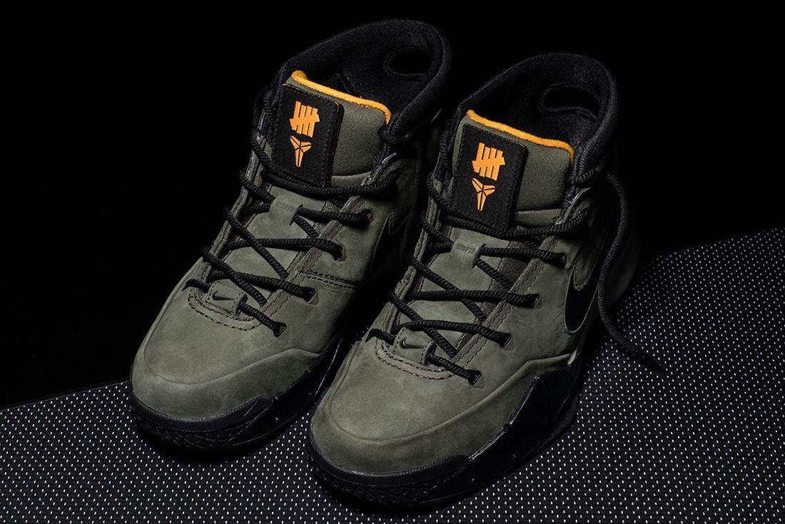 Undefeated X Nike Kobe Proto 2
