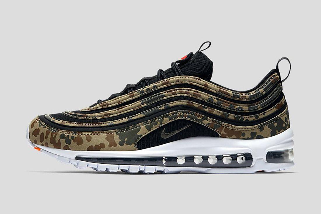 Nike Air Max 97 Country Camo Sneaker Freaker 4