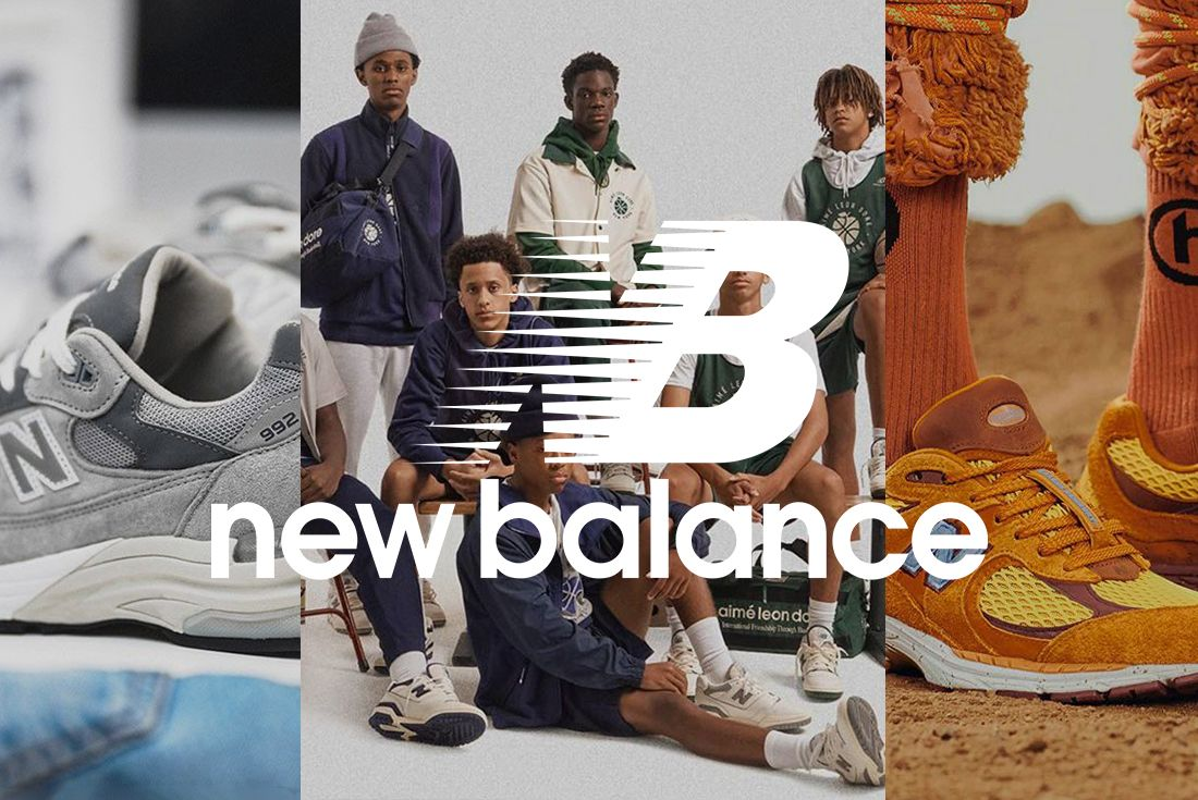 New Balance's 2020 Highlight Reel - Sneaker Freaker