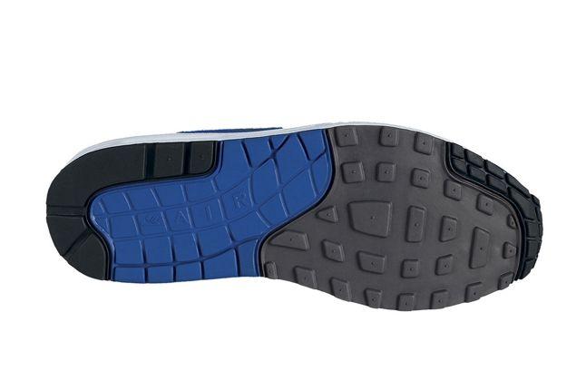 Nike Air Max 1 Essential White Grey Hyper Sole 1