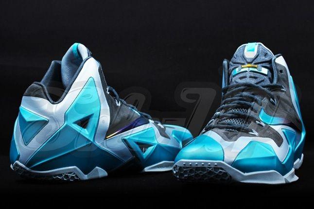 Nike Lebron 11 Gamma Blue 4