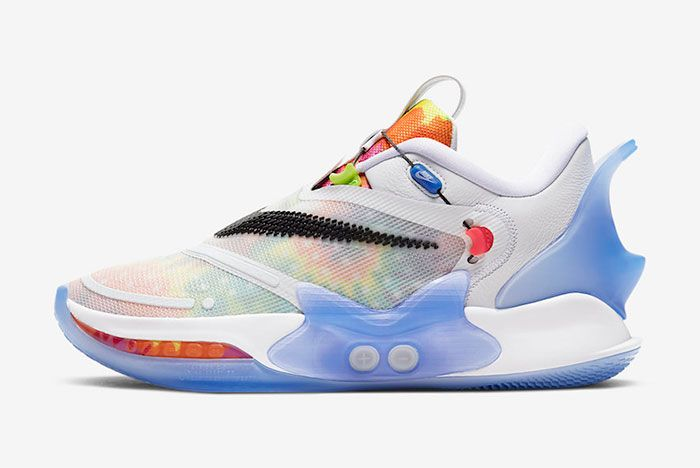 Nike Adapt Bb 2 0 Tie Dye Left
