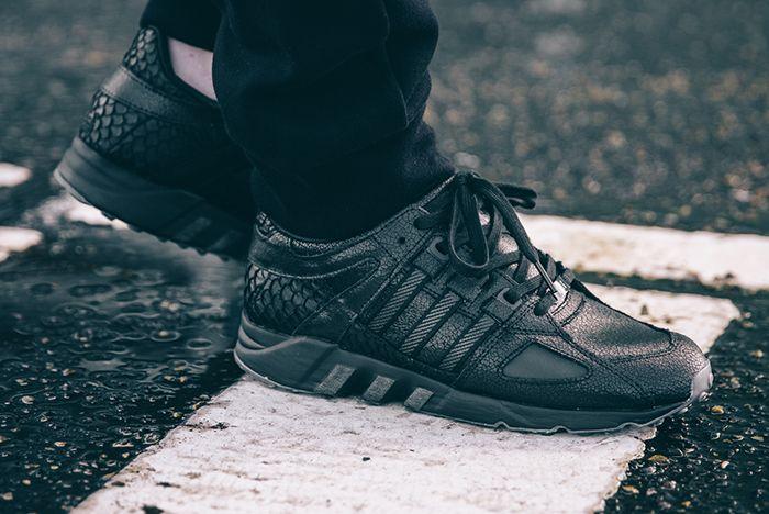 Pusha T X Adidas Eqt Black Market Thumb