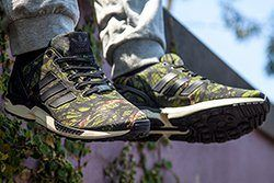 Adidas Zx Flux Forest Print Thumb