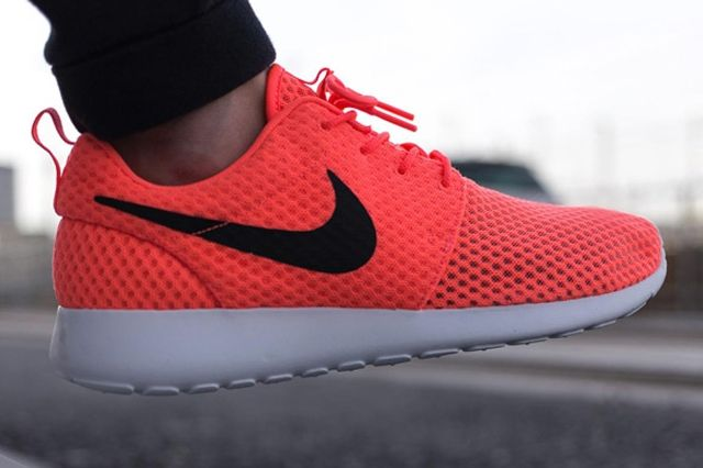Nike Roshe Run Breeze Hot Lava 3