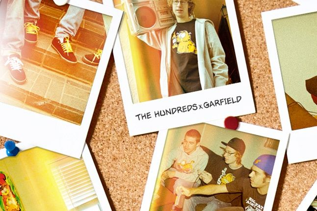 Garfield The Hundreds 17 1