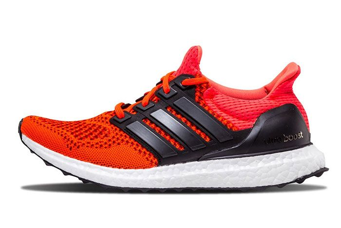 Adidas Ultra Boost 1 0 Solar Red B34050 2019 Release Date 2 Side