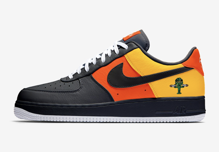 Nike Air Force 1 'Raygun'