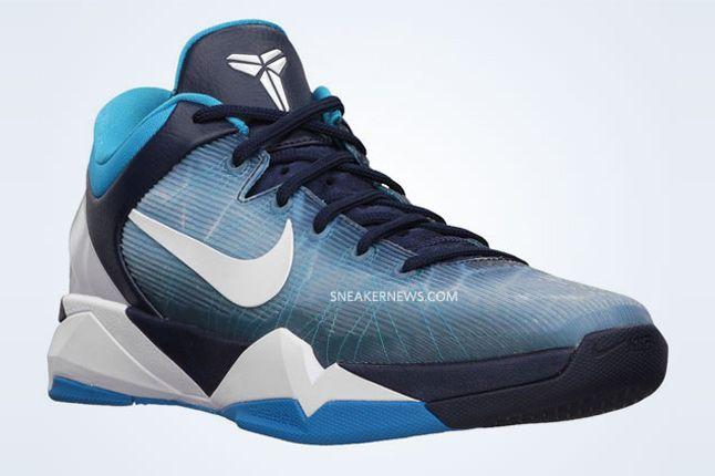 Nike Zoom Kobe Vii Shark 192 1 1