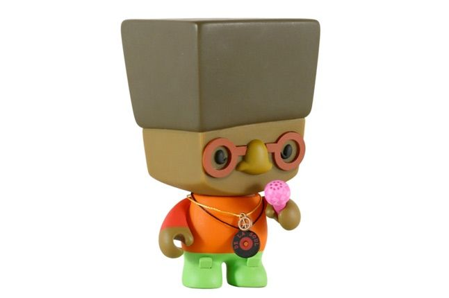 De La Kid Robot 2 1