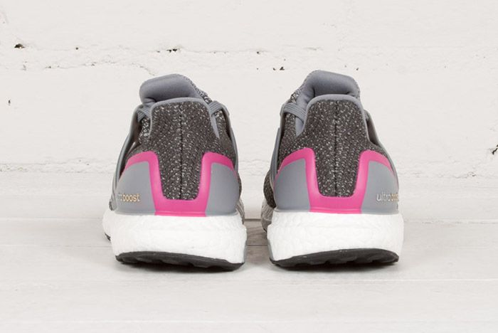 Adidas Ultra Boost Wmns Grey Shocking Pink 4