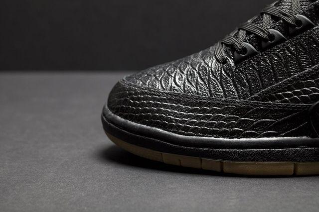 Nike Air Python Black Gum Bumperoo Fp 3