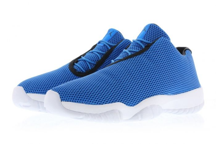 Air Jordan Future Low Photo Blue 3