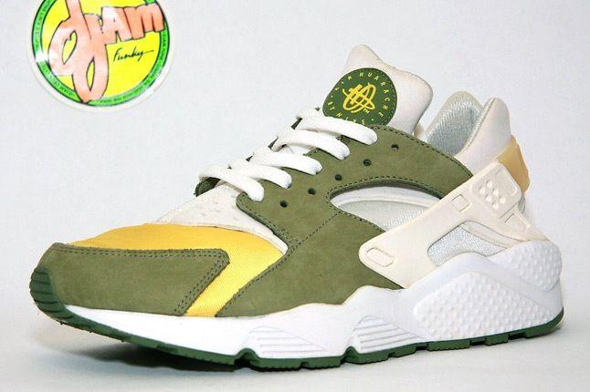 Nike Huarache Stussy 1