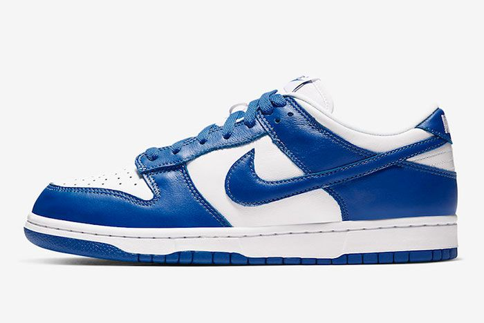 Nike Dunk Low Kentucky Cu1726 100 Release Date Official