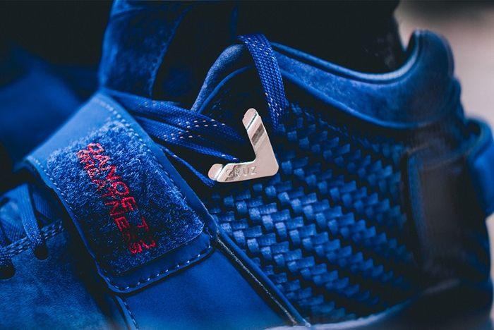 Nike Air Cruz Giants Blue 4