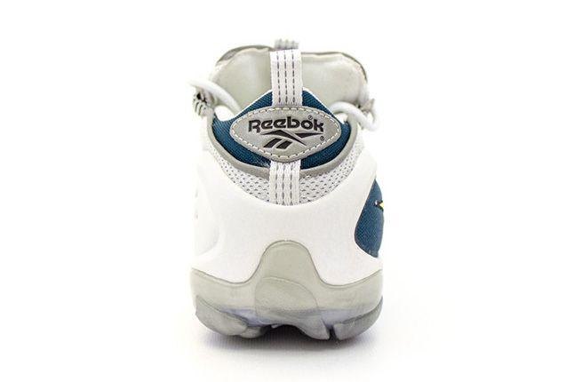 Reebok Dmx Run 10 Nocturnal Blue Heel 1
