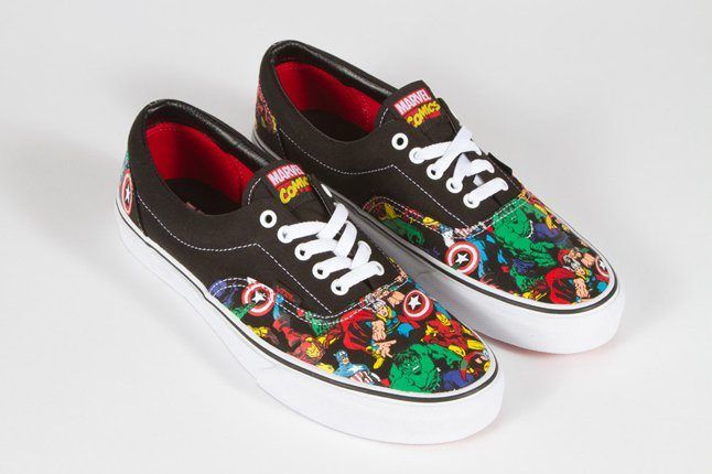 Vans Marvel Era Low Avengers 1