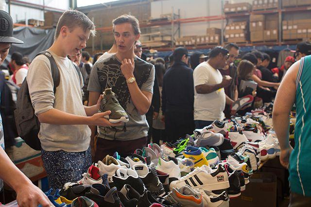 Hero Presents Sneaker Freaker Swap Meet Recap 23