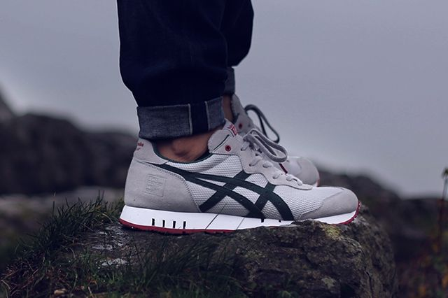 The Good Will Out Onitsuka Tiger X Caliber Silver Knight 3