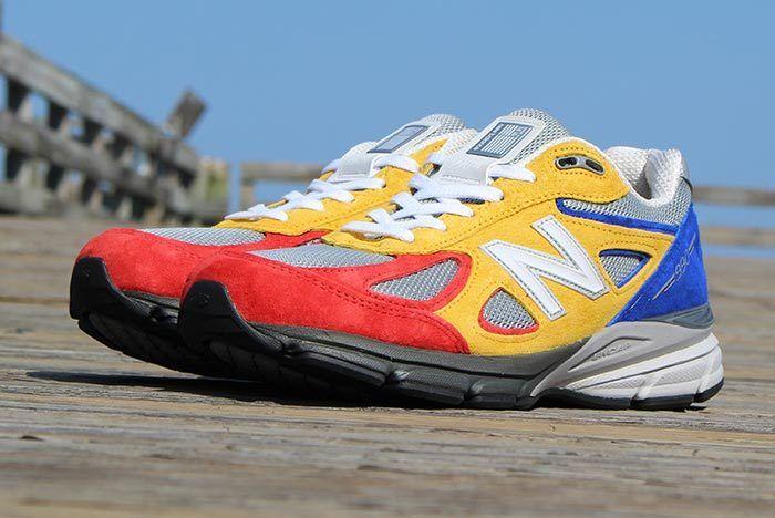 Shoe City X Eat X New Balance 990 V4 6