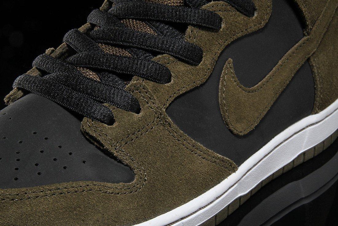 Nike Zoom Dunk High Dark Loden 2