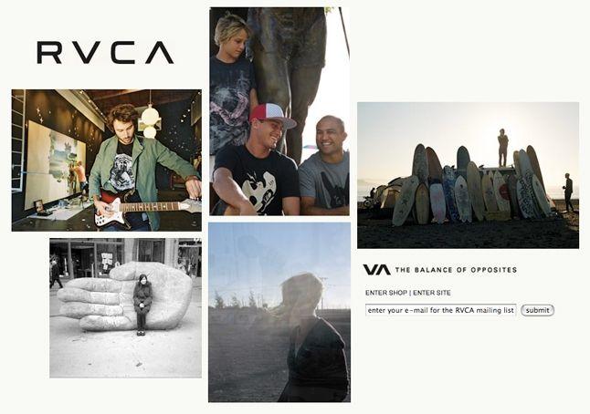 Rvca Website Launch 1