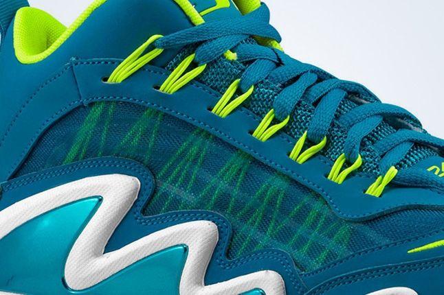 Nike Air Max 360 Diamond Griff Neo Turquoise Volt 1
