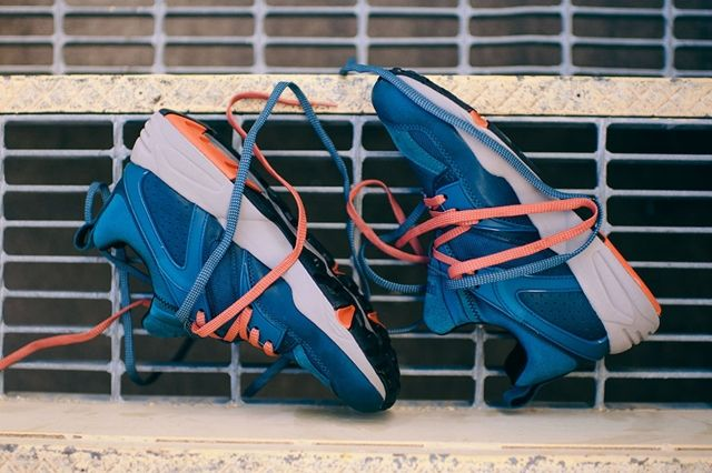 Puma Blaze Of Glory Leather Legion Blue 1