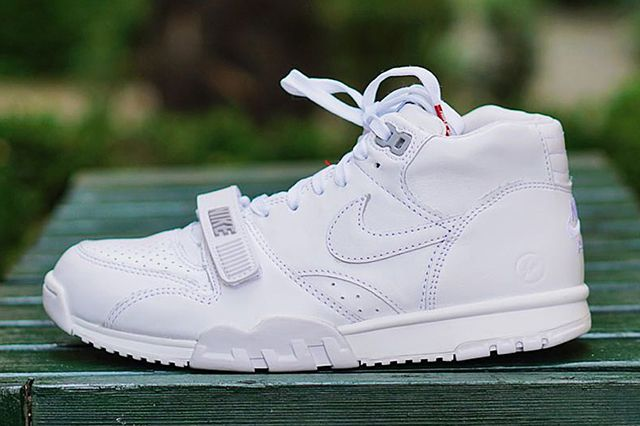 Fragment X Nike Air Trainer 1 Us Open Collection2