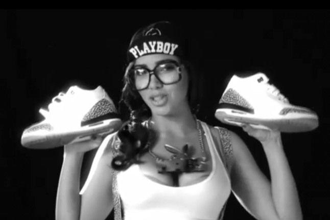 Playboy Air Jordan 1 1