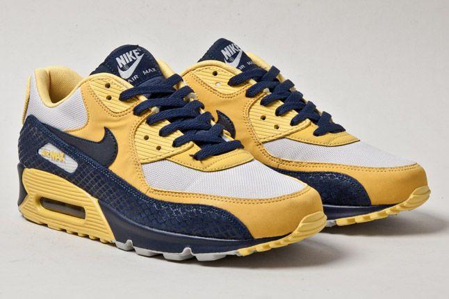 Nike Air Max 90 Yellow Serpent 2 1