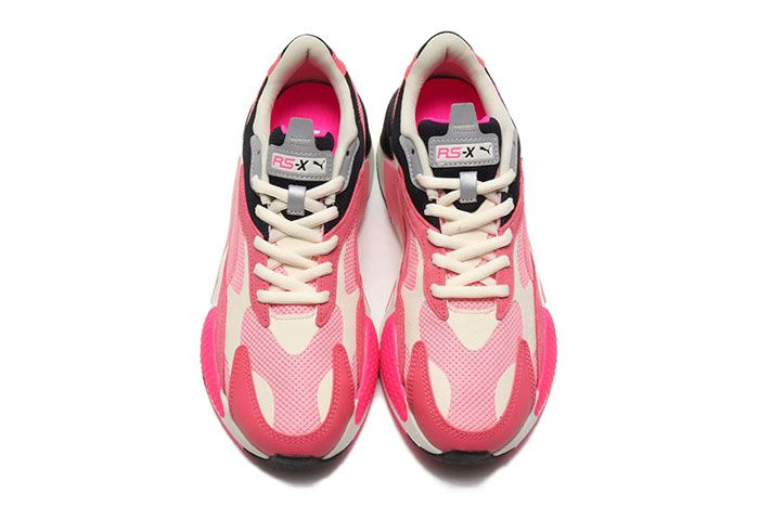 Puma Rs X3 Puzzle Char Rose Top
