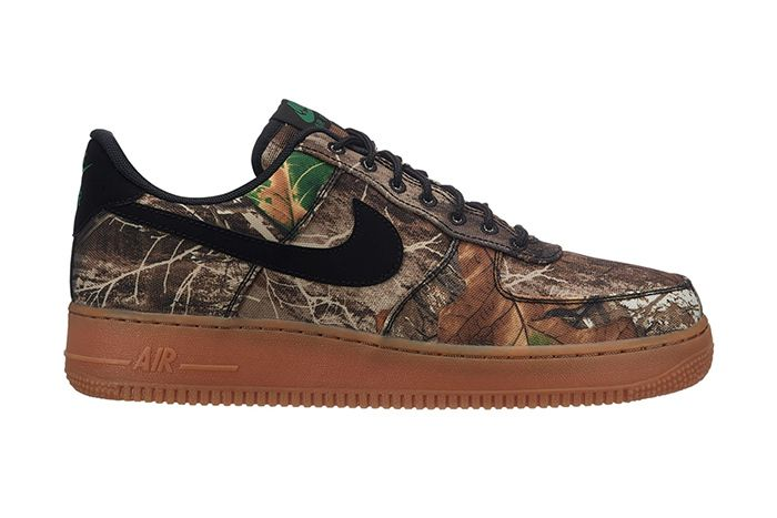 Nike Air Force 1 Low Realtree Camo 2019 1