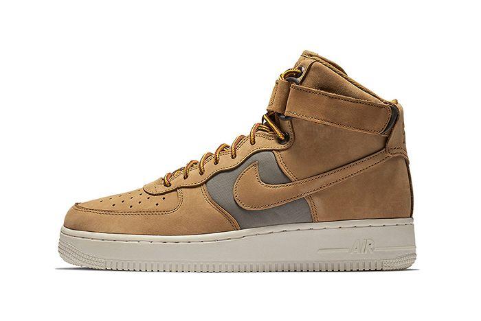 Nike Air Force 1 High Wheat 2018 1